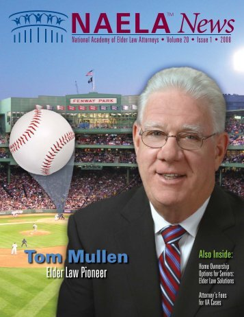 Tom Mullen - National Academy of Elder Law Attorneys