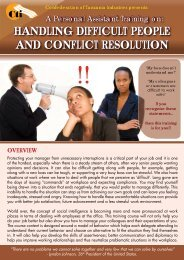 handling difficult people and conflict resolution - Zoom Tanzania