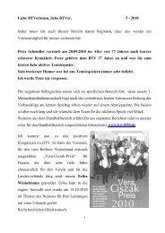 Nachrichtenblatt 1 - 11.pdf (1,0 MB) - Berliner Turner Verein v. 1850