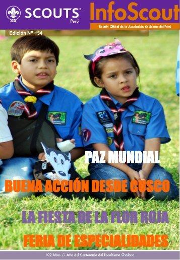 desde argentina - Scouts del Perú