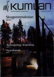Skogstorpsskolan - Kumla kommun