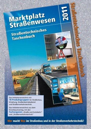Straßentechnisches Taschenbuch