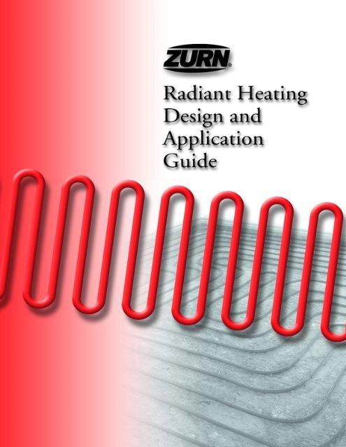 Zurn Radiant Heating Design And