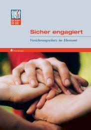 Sicher engagiert (PDF) - OSPA