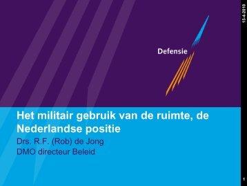 (Rob) de Jong