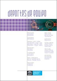 EMD Deportes de Equipo - Info Market