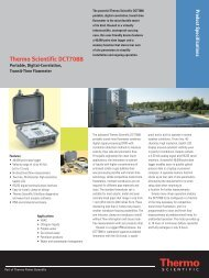 Thermo Scientific DCT7088 - Applied Instruments
