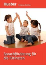 Sprachförderung für die Kleinsten