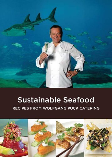 Sustainable Seafood - Wolfgang Puck