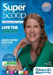 SuperScoop - QSuper - Queensland Government