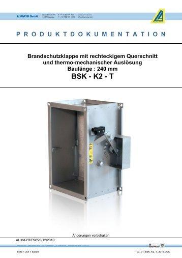 BSK - K2 - T - Aumayr GmbH