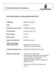 Desentralisert sykepleie Fasit Medikamentregning 290312