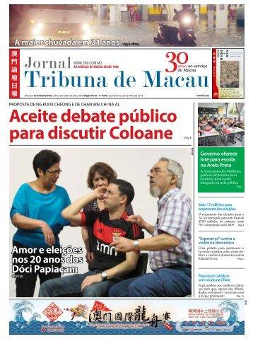 Aceite debate público para discutir Coloane Pág 3 - JTM