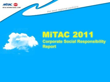 5.1.2 Customer Service in Branding - MiTAC International