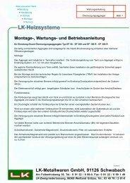 LK-Metallwaren GmbH, 91126 Schwabach