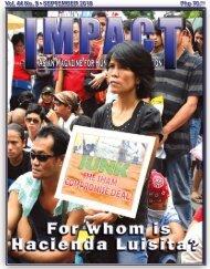September 2010 - IMPACT Magazine Online!