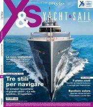 Yacht and Sail 09-10 Vitruvius, la nuova architettura - Perini Navi