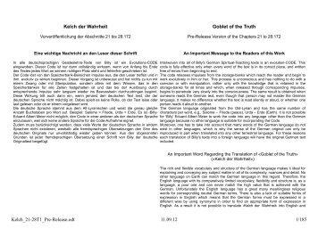 Kelch der Wahrheit Goblet of the Truth Kelch_21-28T1_Pre-Release ...