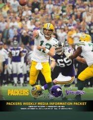 Week 17 at Minnesota Game Release.indd - NFL.com