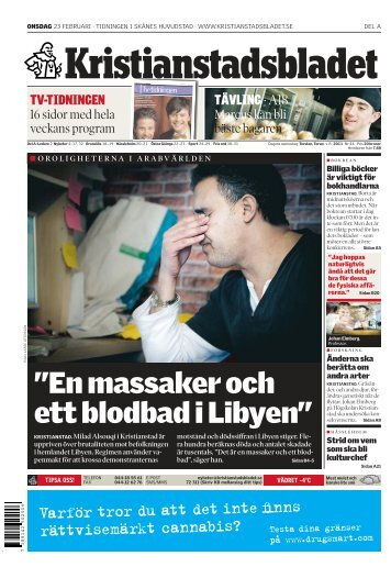 Del A - Kristianstadsbladet