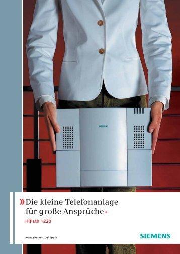 HiPath 1220 - Telefonanlagen München