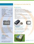 AiRISTA 2.4GHz RTLS Reader and Universal Tag - Page 2