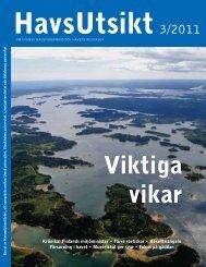 HavsUtsikt nr 3,2011 - Havet.nu