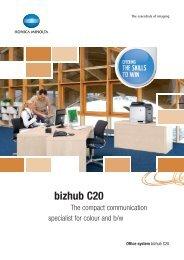 bizhub C20 (Pdf)