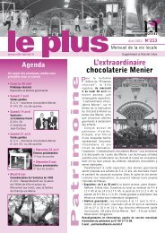 """""""Le Plus"""" n°213 - Noisiel"""