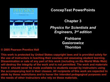 Chap. 3 Conceptual Modules Fishbane