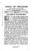 Voice of freedom - Swami Vivekananda - Page 6