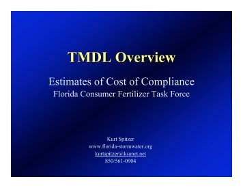 TMDL Overview