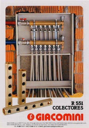 R551 Colectores (1 MB)