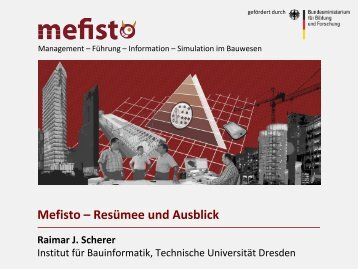 Raimar J. Scherer - Mefisto