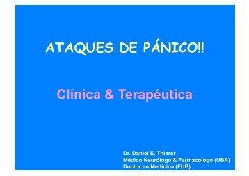 ATAQUES DE PÁNICO!! Clínica & Terapéutica - IGBA