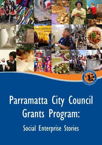 Parramatta City Council Grants Program