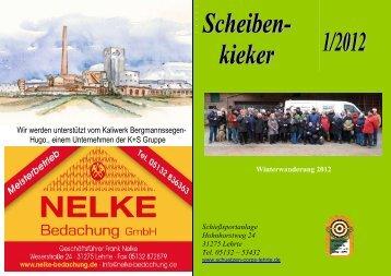 Scheibenkieker (2012/1) - Schuetzen Corps Lehrte von 1875