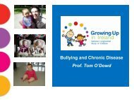 to see the powerpoint presentation - Growing Up in Ireland