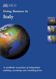 Italy - MGI