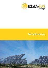 Solar Energy Systems Catalog - Medel Elektronik