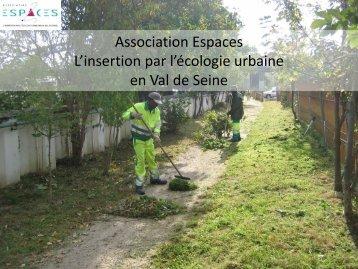 L'écologie urbaine - Le Pacte Mondial