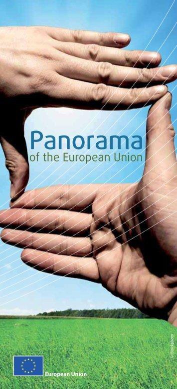 Panorama of the EU - European Union @ United Nations - Europa