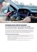 Peugeot Private Lease - PSA Finance Nederland - Page 4