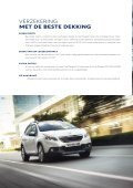 Peugeot Private Lease - PSA Finance Nederland - Page 6