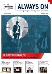 Im Visier: Recruitment 2.0 - Hamburg@work