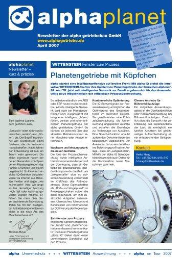 alphaplanet - Freie-texterin.de
