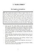 Maria ehren – lieben – sein - Geistliche Familie vom Heiligen Blut - Page 5