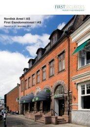 Rapport pr. 31. desember 2007 - Swedbank