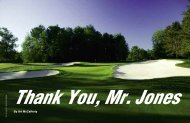 12 Thank-you, Mr. Jones, by Art McCafferty - Michigan Golfer ON-LINE