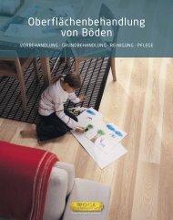 Katalog 2011 ansehen (PDF) - Trip Trap-Holzpflege
